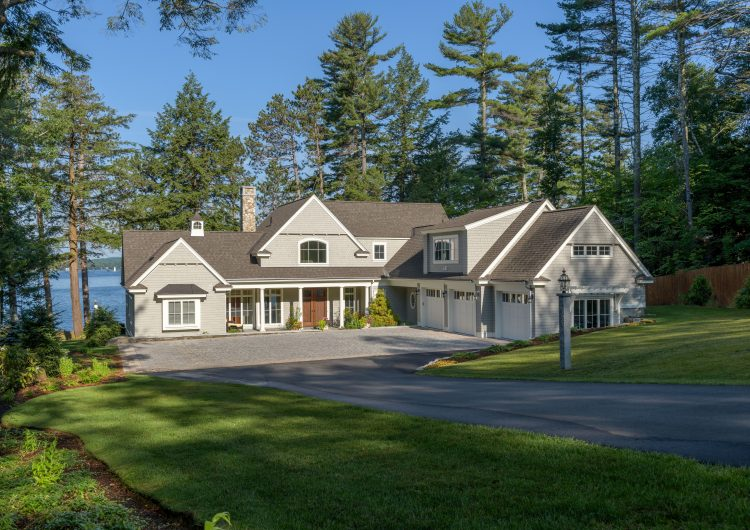 Contemporary Sunapee New London NH